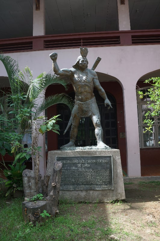 Pablo Presbere is considered a national hero in Costa Rica for his effort to unite indigenous populations.