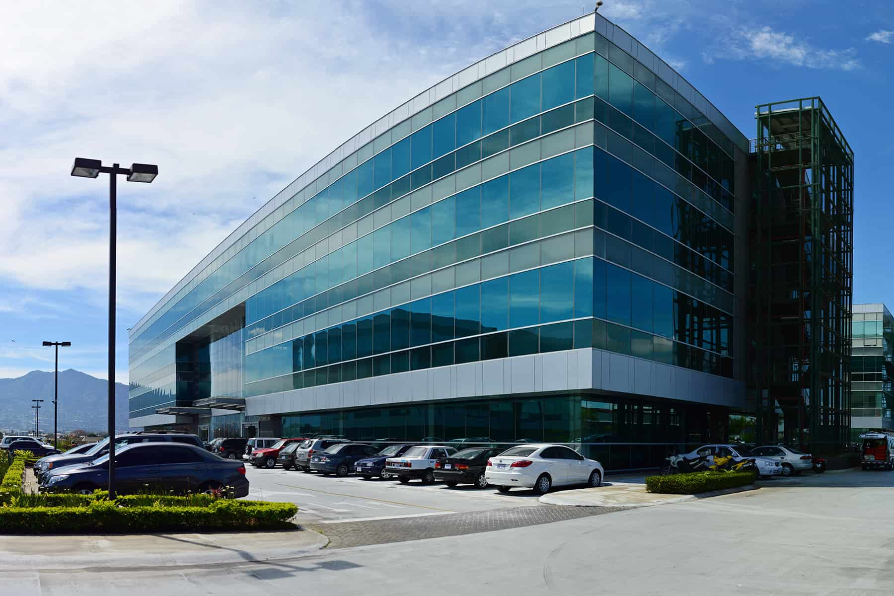 HP facilities in Heredia, Costa Rica