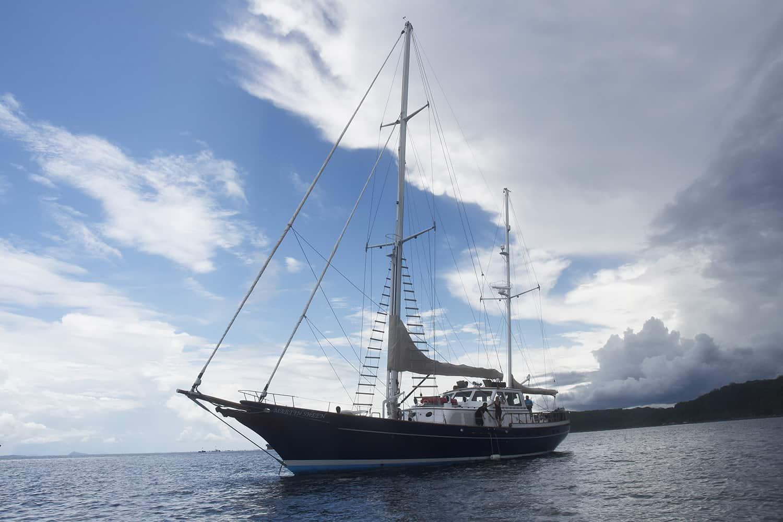 Sea Shepherd's R/V Martin Sheen.