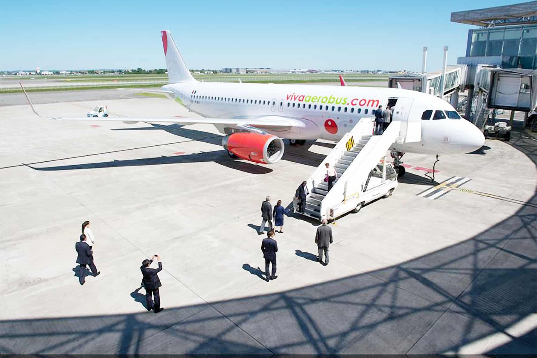 Viva Aerobus Mexico