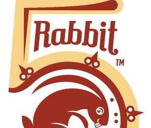 5 Rabbit Cervecería logo