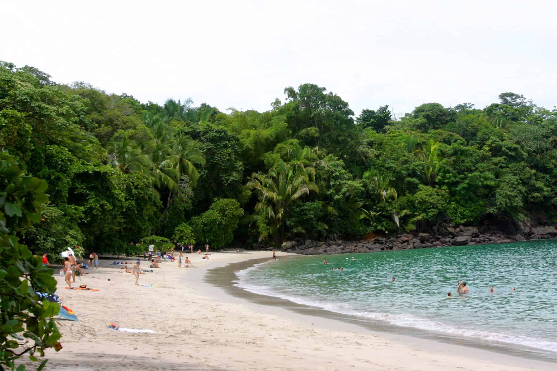 Manuel Antonio beach, Costa Rica