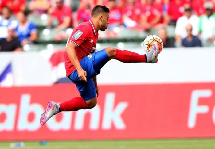 David Ramírez and La sele were soaring until a stoppage time goal from El Salvador kept them to a draw in Saturday's Gold Cup game.