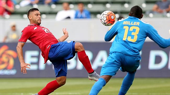 Costa Rica will advance to the Gold Cup's knockout stages after finishing second in Group B with three straight draws.