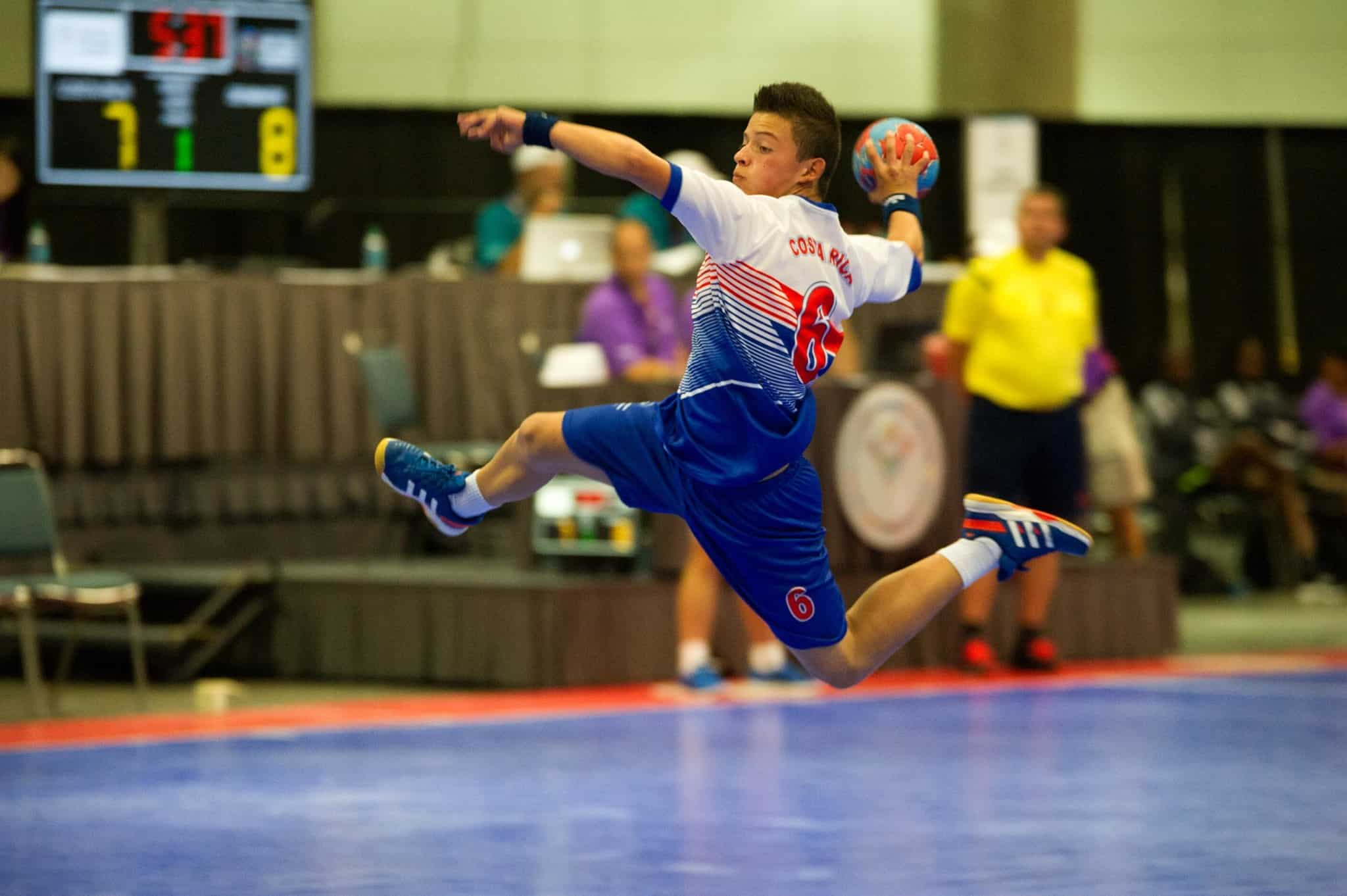 With a championship win in handball on Saturday, Costa Rica secured 76 gold medals at the week-long Special Olympic Games in Los Angeles, California.