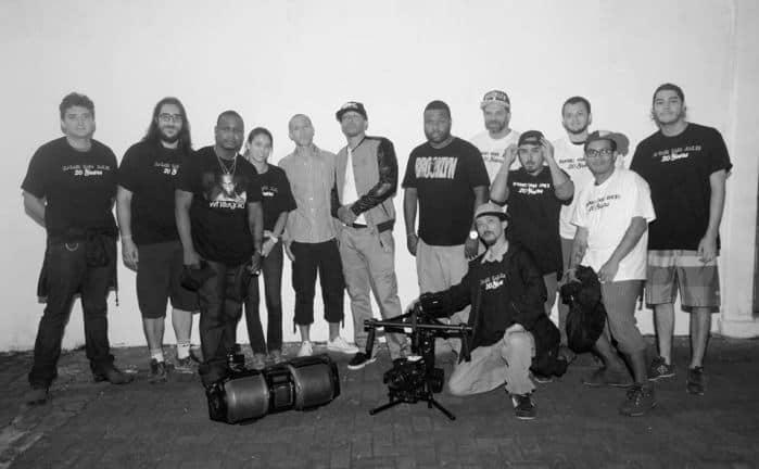 AZ and crew.