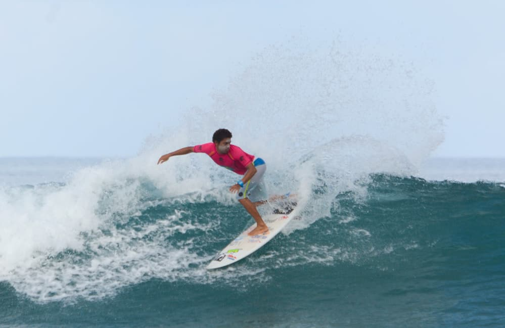 Jason Torres at the Copa Beach Club Nosara competition, June 14, 2015.