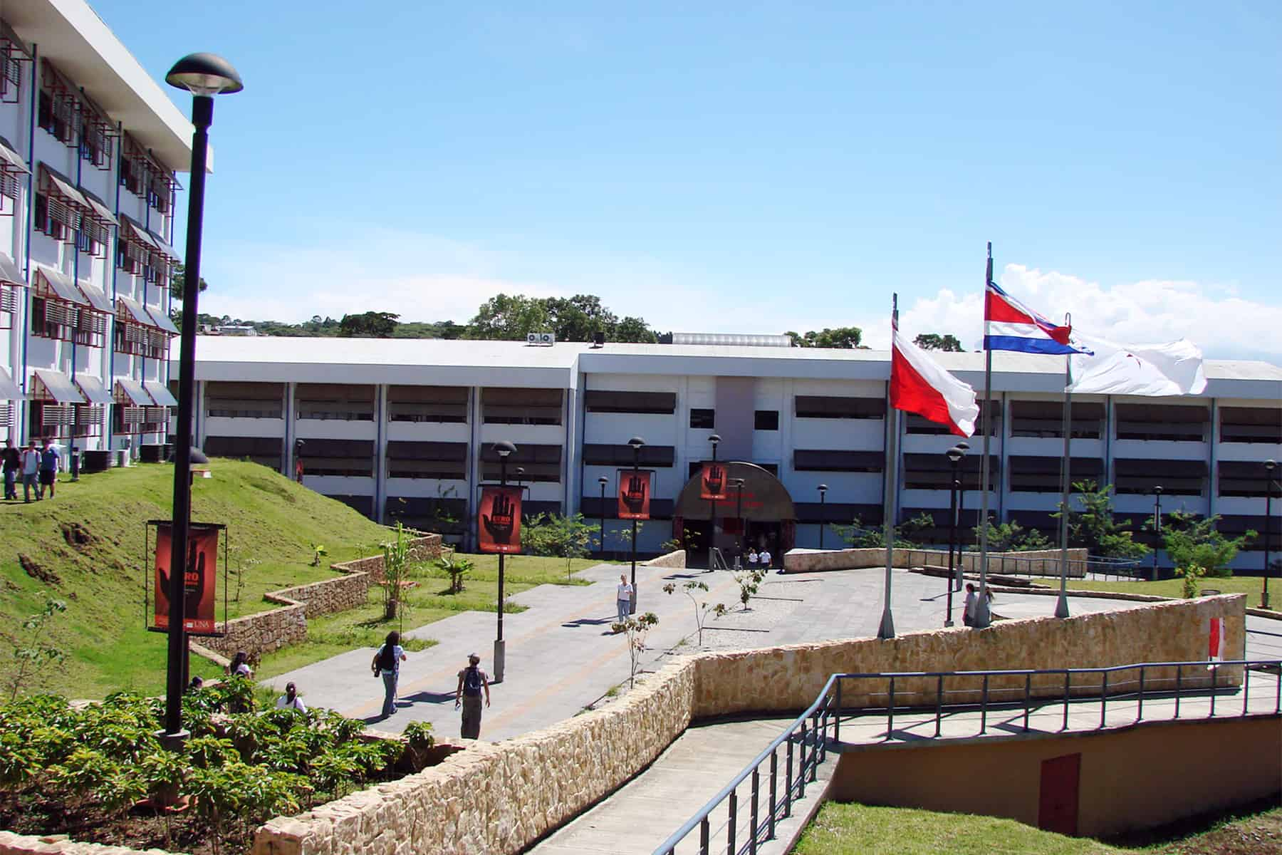 National University, Heredia campus