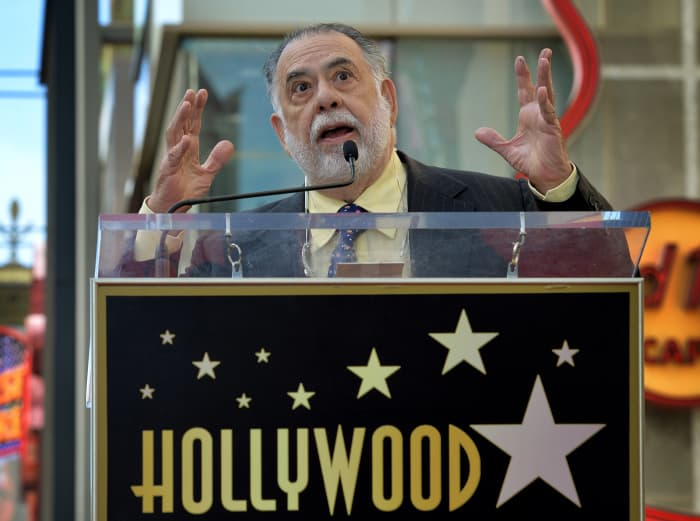 Francis Ford Coppola.