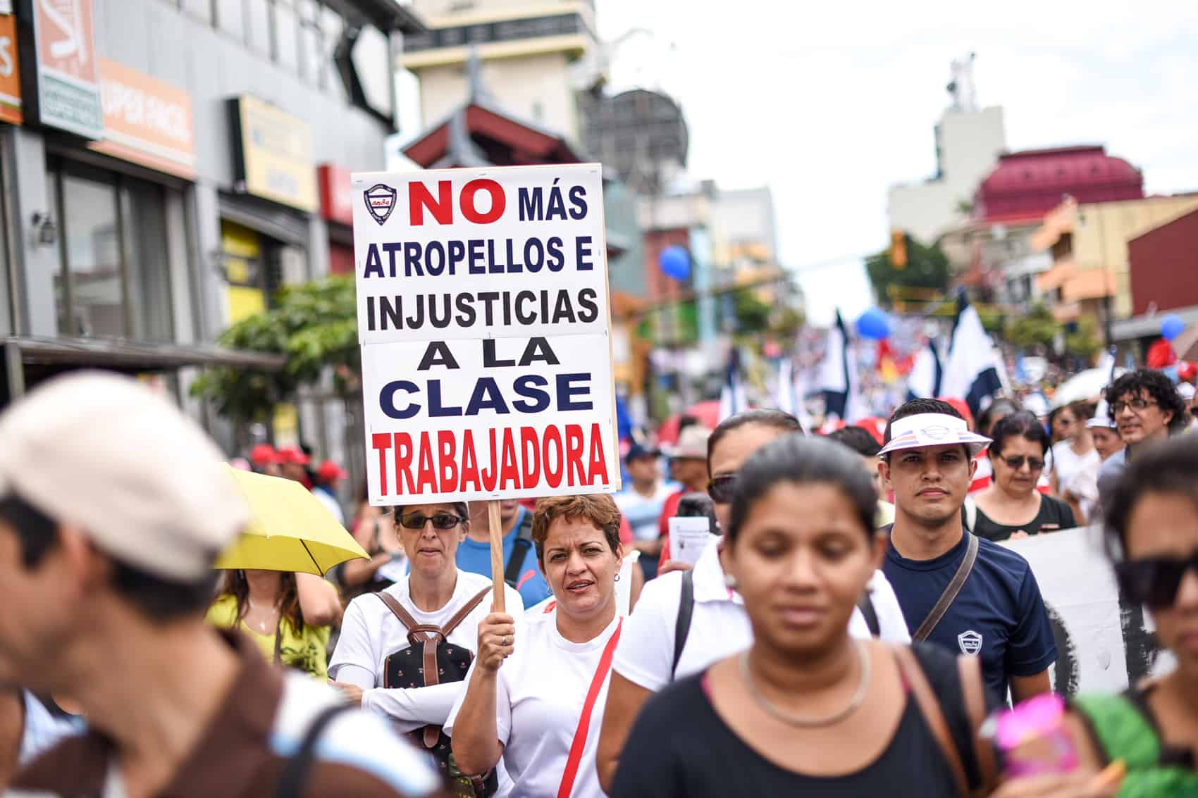 Public workers' demonstration, Aug. 20 2015