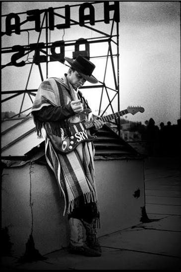 Courtesy of Stevie Ray Vaughan