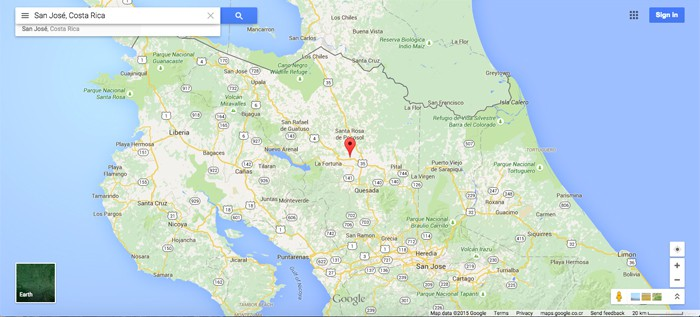 Does the Web know the way to San José? – The Tico Times | Costa Rica ...
