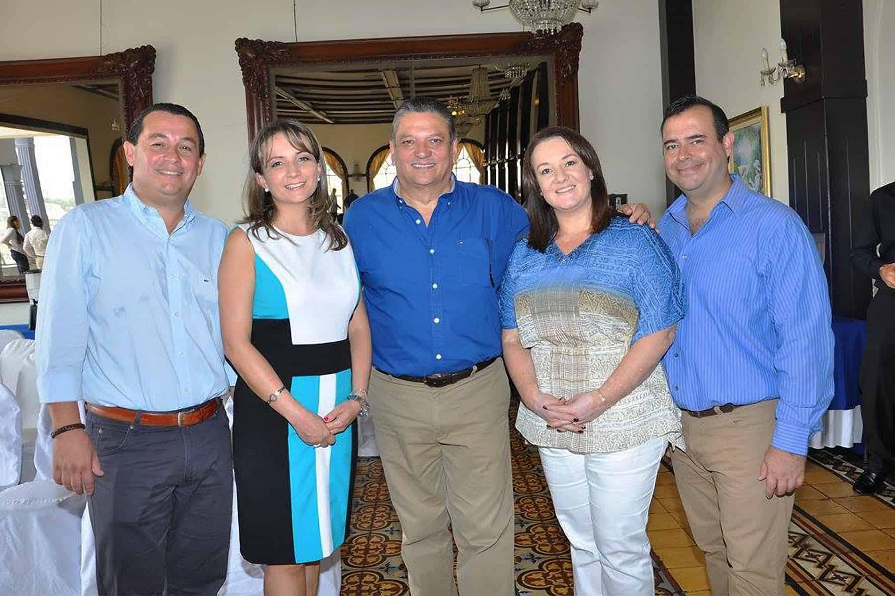 Alianza por San José candidate Johnny Araya, Sept. 5 2014