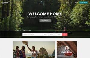 Airbnb screenshot.