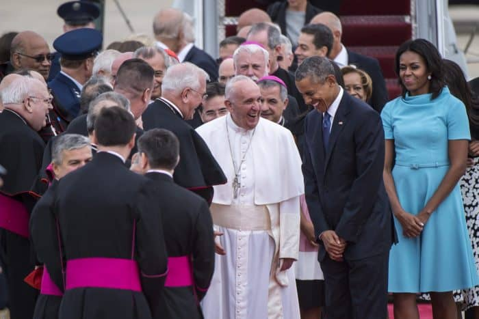 Pope Francis in U.S.