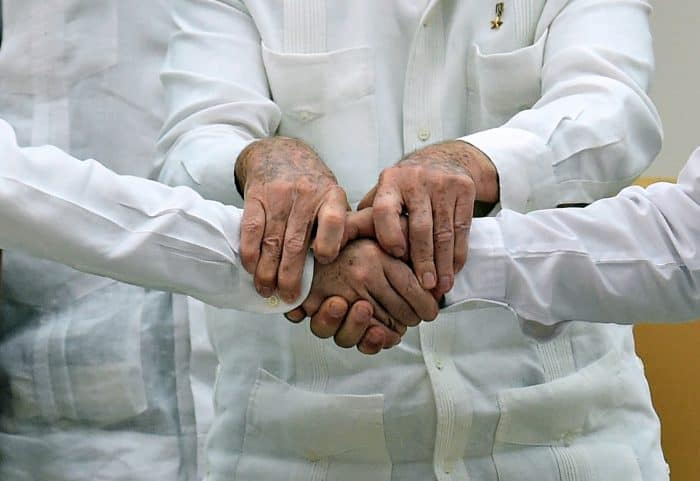 Colombia FARC peace agreement