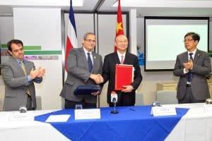 Costa Rica China Trade negotiations