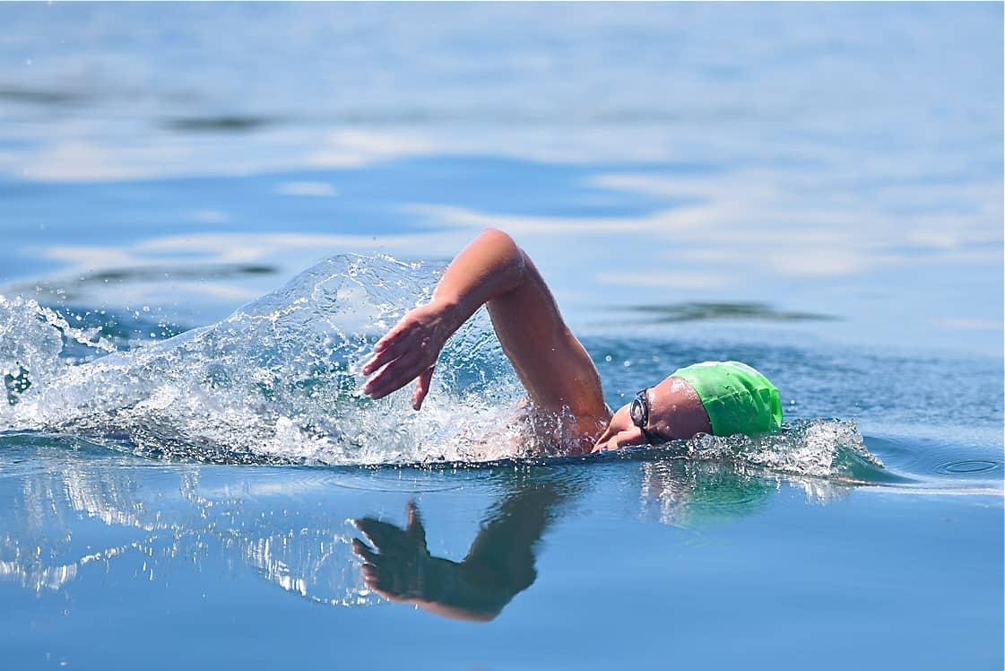 Golfo Dulce swimmer.