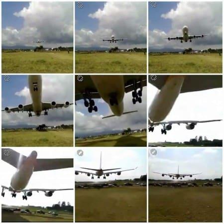 Iberia flight 6313