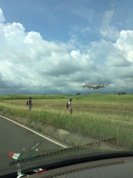 Liberia flight 6313