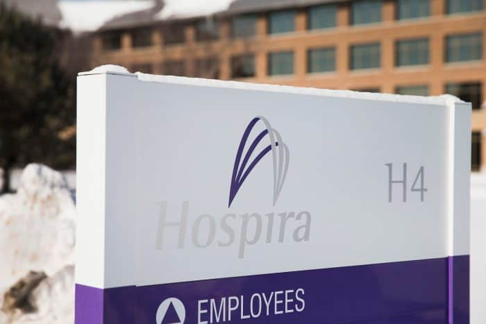 Hospira HQ, Trans-Pacific Partnership.