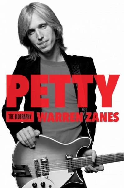 "Cover of ""Petty: The Biography"""