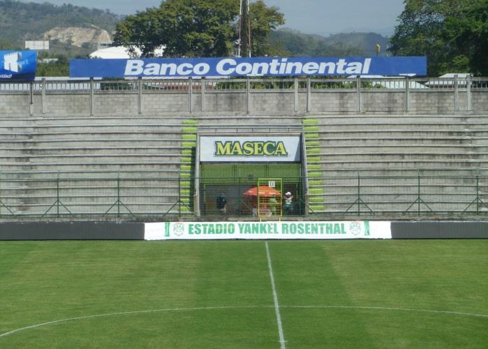 Yankel Rosenthal Stadium