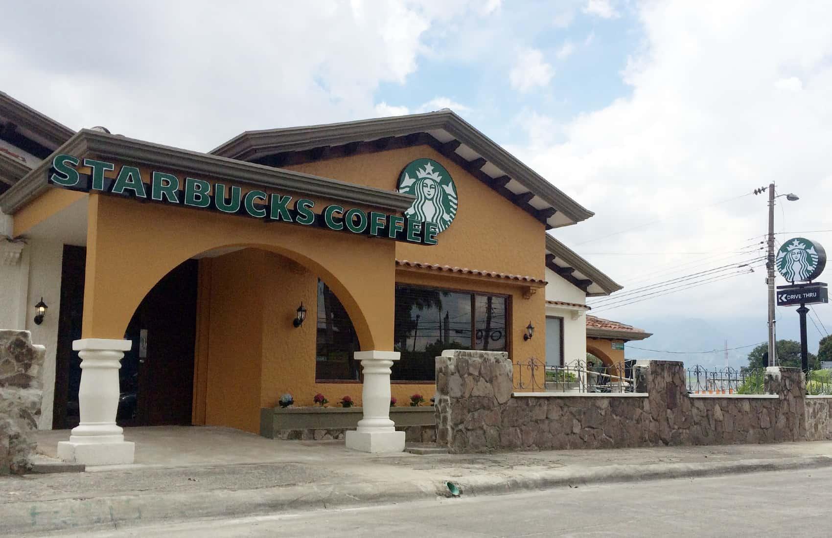 Starbucks Los Yoses