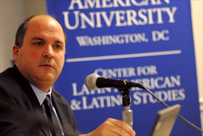 Honduras analyst Carlos Ponce.