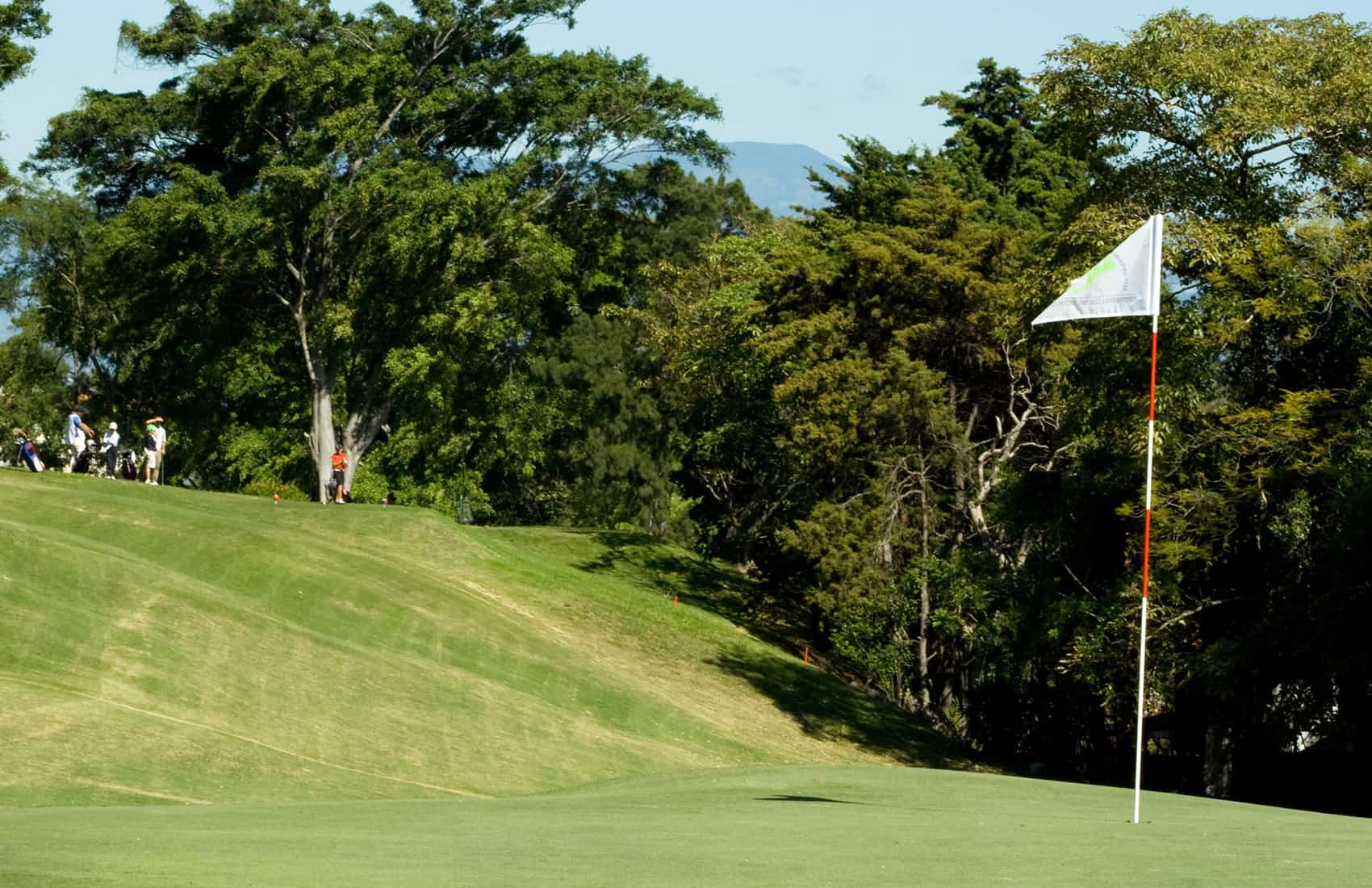 Golf course in Guanacaste