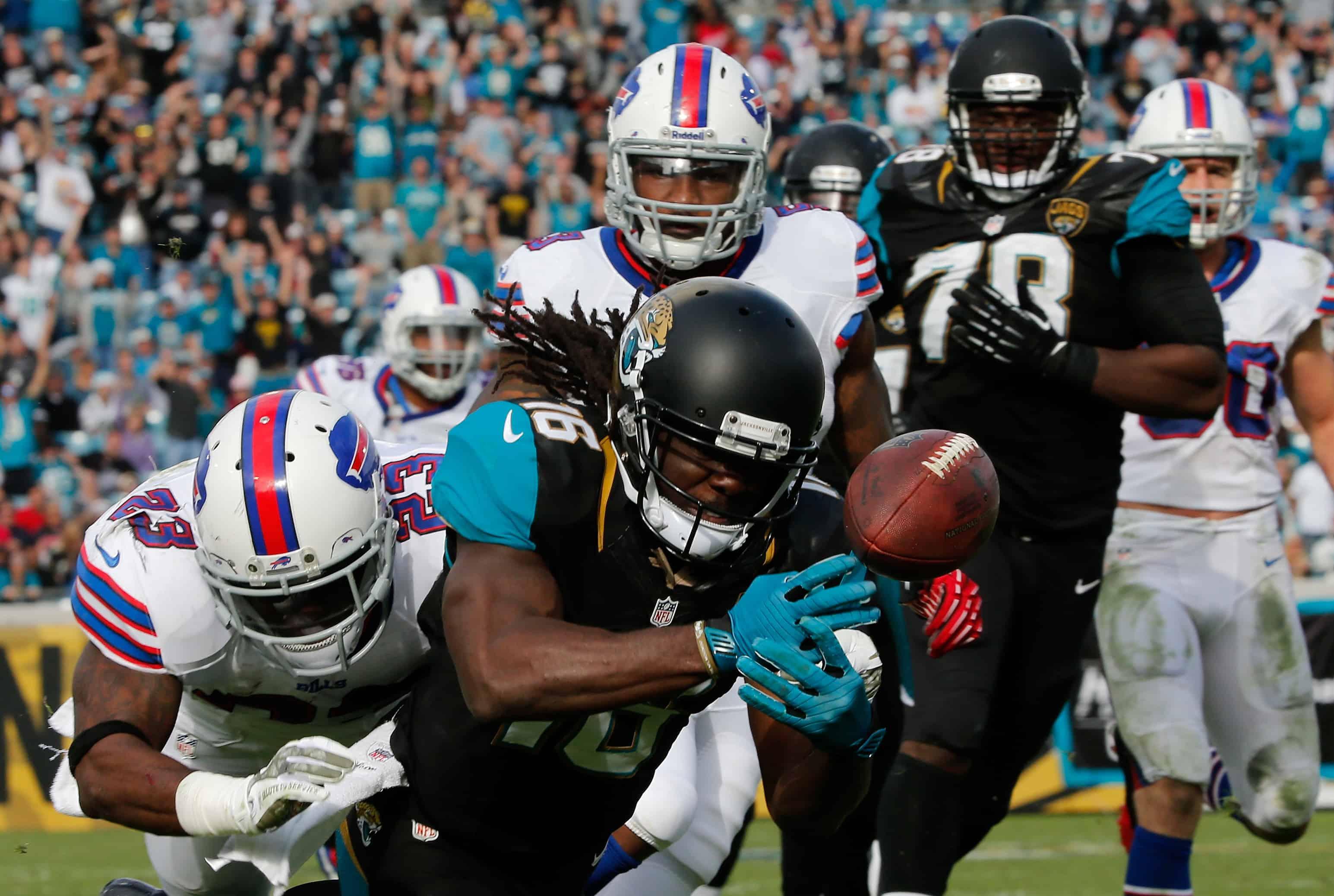 NFL Yahoo Bills v. Jaguars