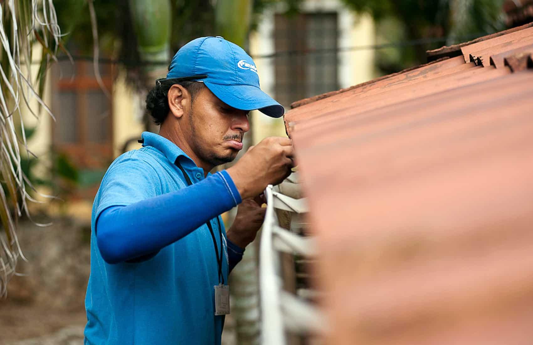 Efforts to control dengue in Costa Rica