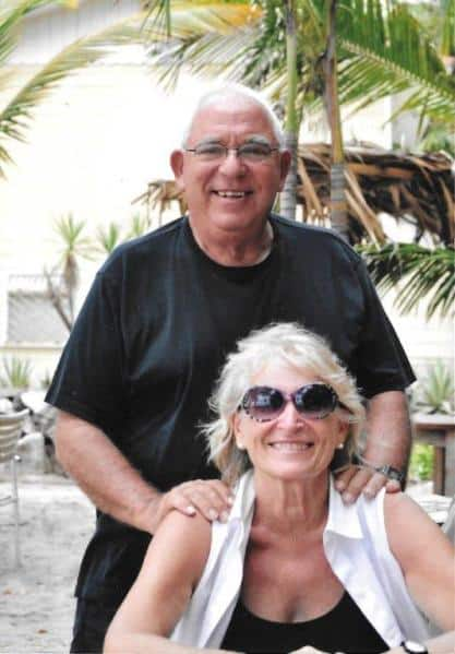 Tamarindo crime: Barry and Suzye Lawson