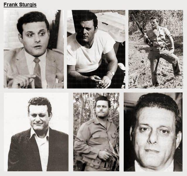 Photos of Frank Sturgis.