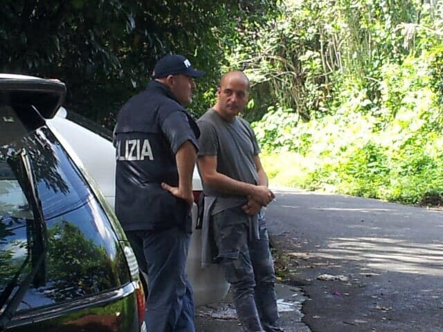 Drug trafficking raid