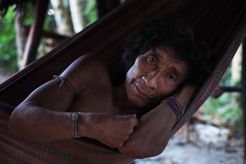 Brazil Amazon tribes Awá