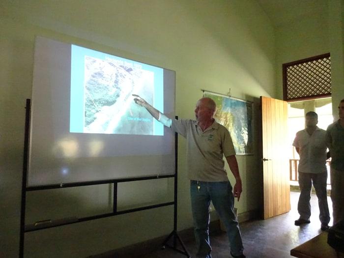 Jack Ewing of Hacienda Barú.
