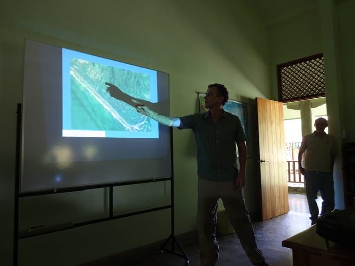 Steve Stroud of Hacienda Barú.