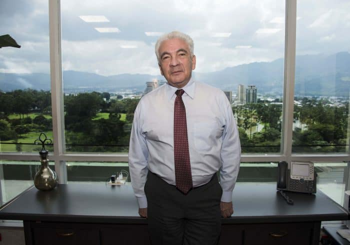 Costa Rica energy, Carlos Obregón