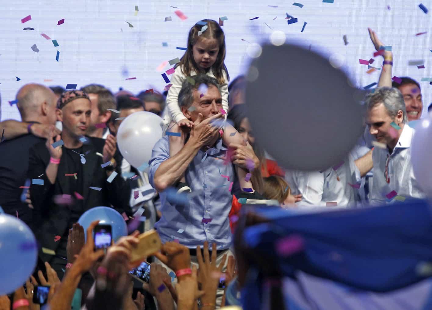 Mauricio Macri: Argentina elections