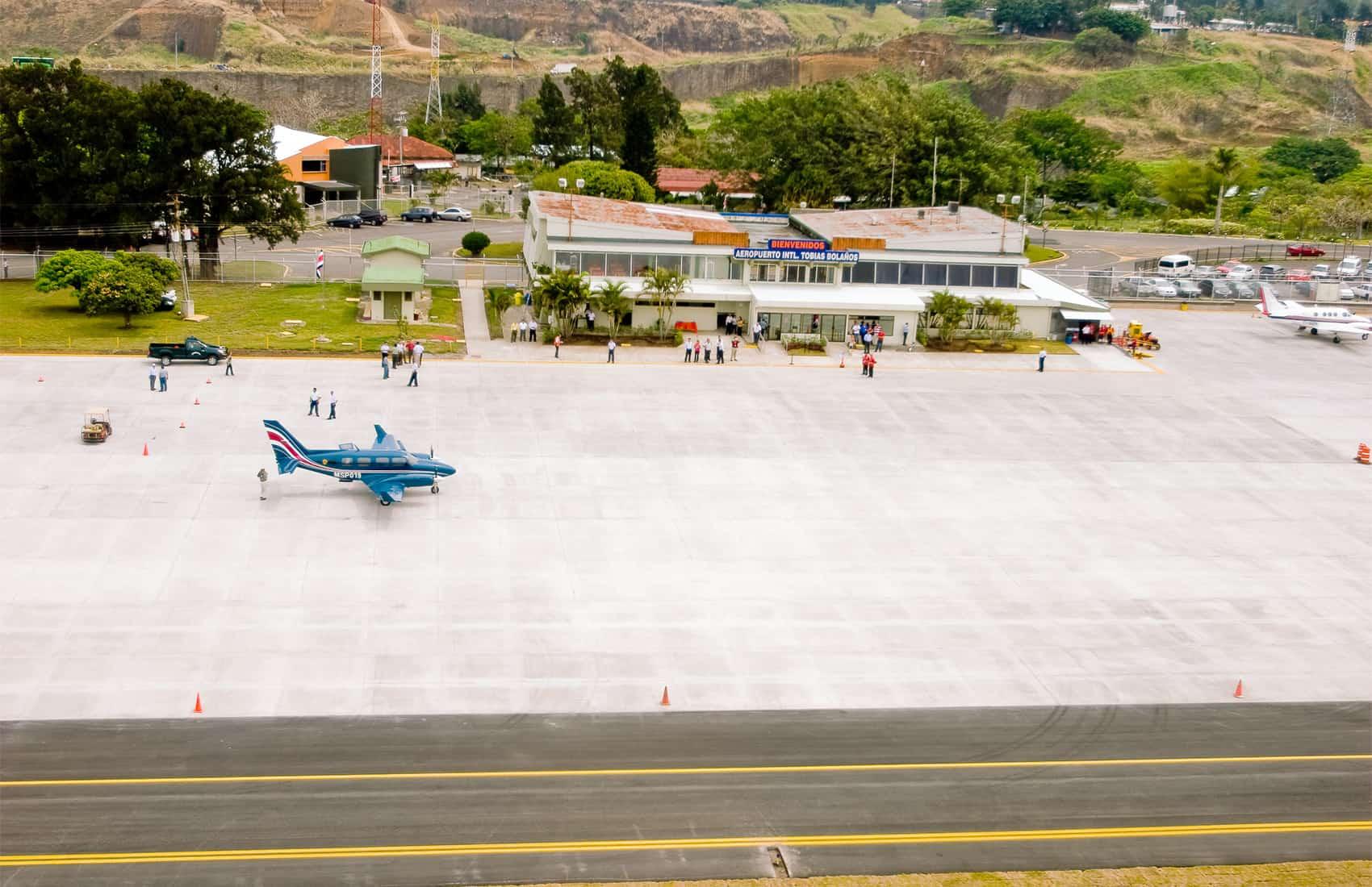 Tobías Bolaños International Airport