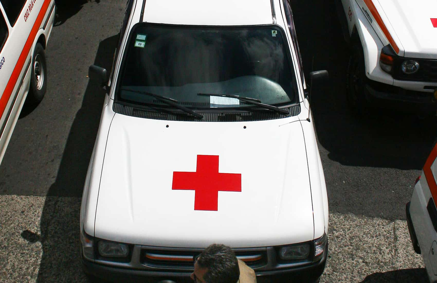 Weird news: A Costa Rica ambulance