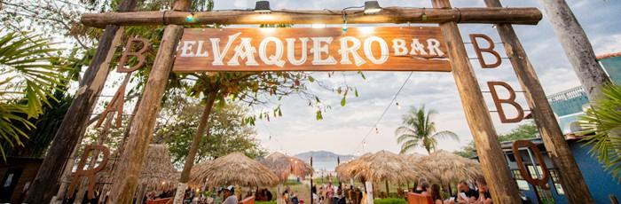 El Vaquero Bar.