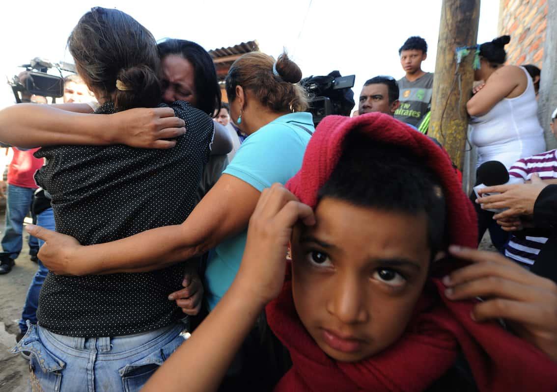 Honduras gangs