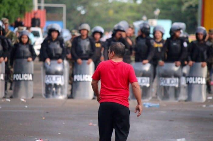 Cuban migrants, Nicaragua crisis