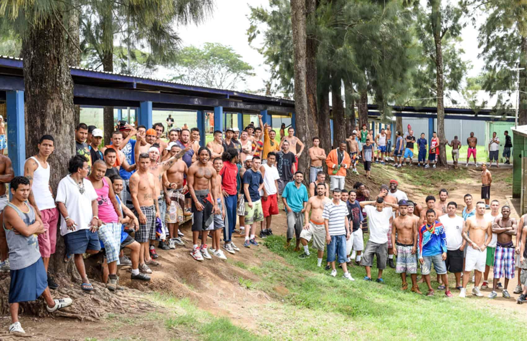 La Reforma Prison: Costa Rica prisons