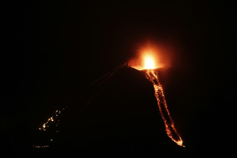 Momotombo Volcano In Nicaragua Spews Gas, Lava: How Scientists ...