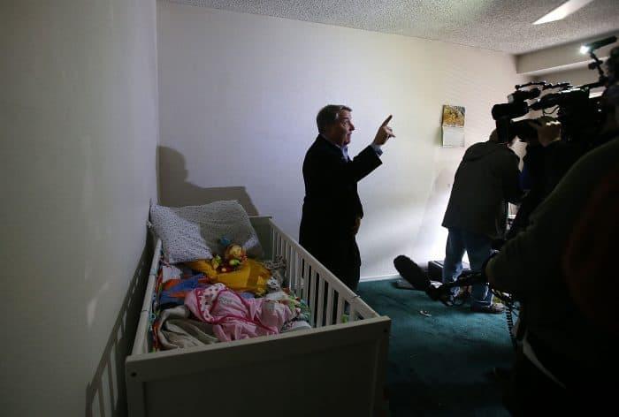 San Bernardino attacks: Perps' home