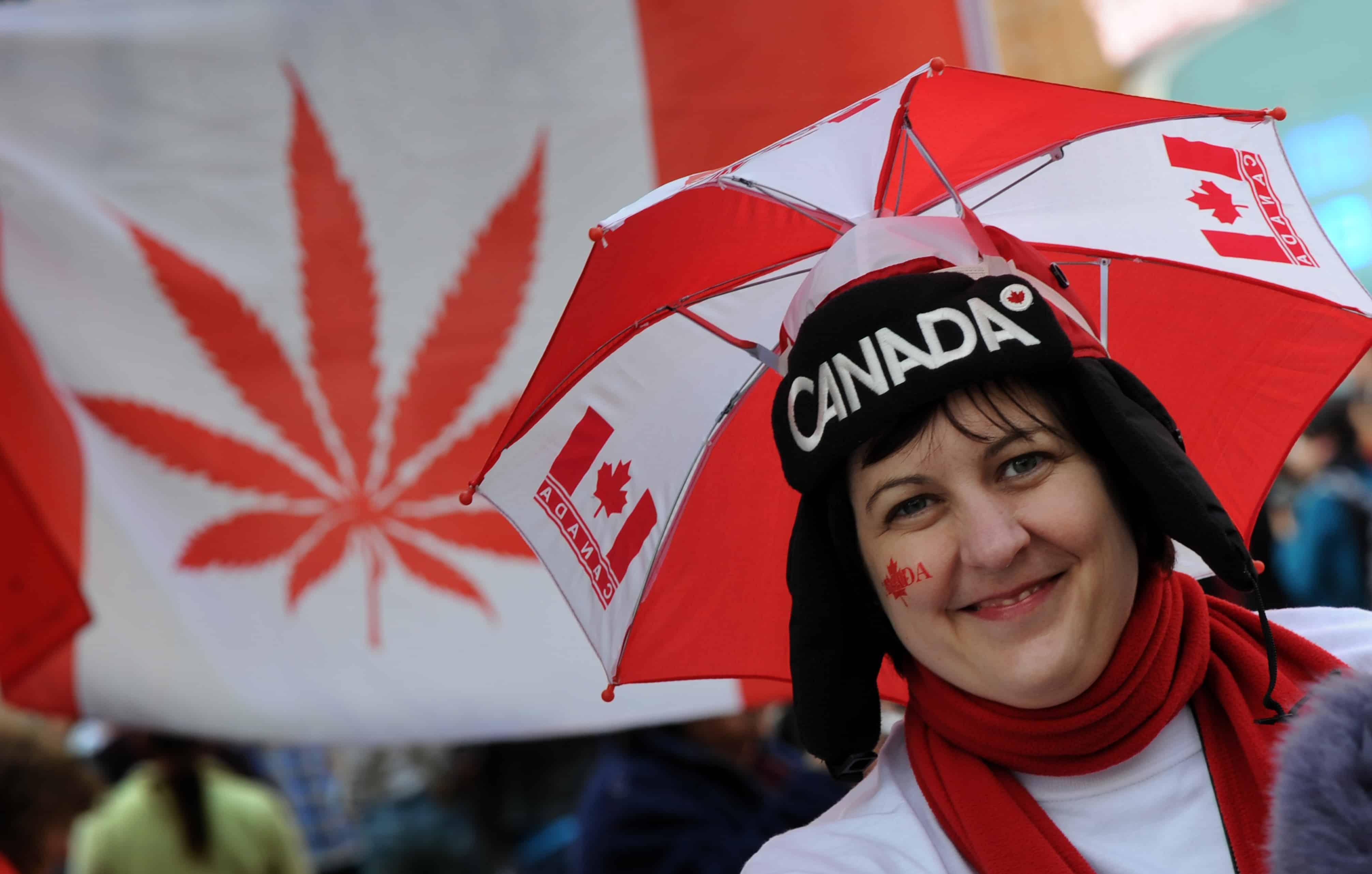 Canada legal weed   Canada pot legalization