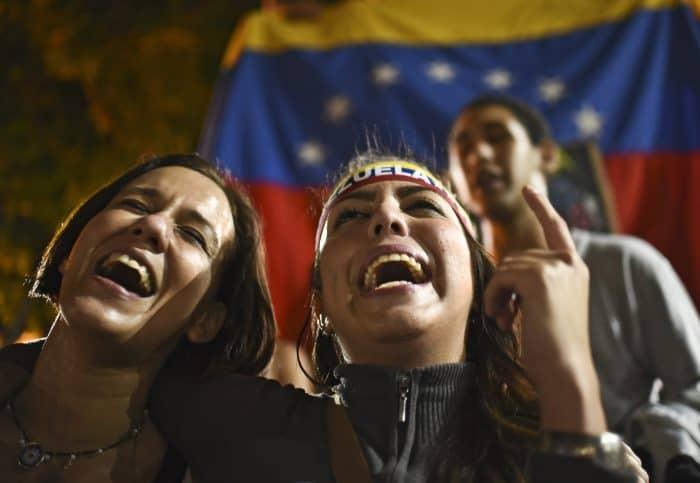 Latin America economy: Venezuela opposition members